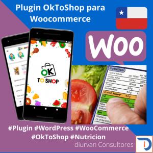 OkToShop para WooCommerce